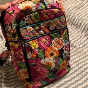 Vera Bradley bookbag